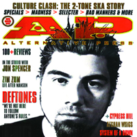 Published Work - The Deftones - AP Cover